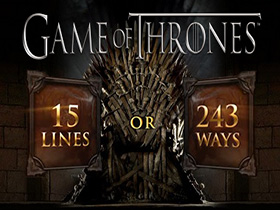 Game of Thrones is a New Microgaming Slot Based on the Popular TV Series