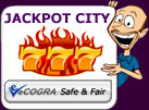 Hot Welcome Bonus For New Players At Jackpot City....Get Your Share Of The Action...Charlie