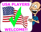 Player Can Still Play At These Recommended USA Casinos....Charlie